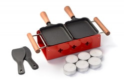 Мини-раклетница Four a Raclette Twiny Cheese